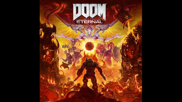 Steam Workshop Doom Eternal Animated Wallpaper With Music