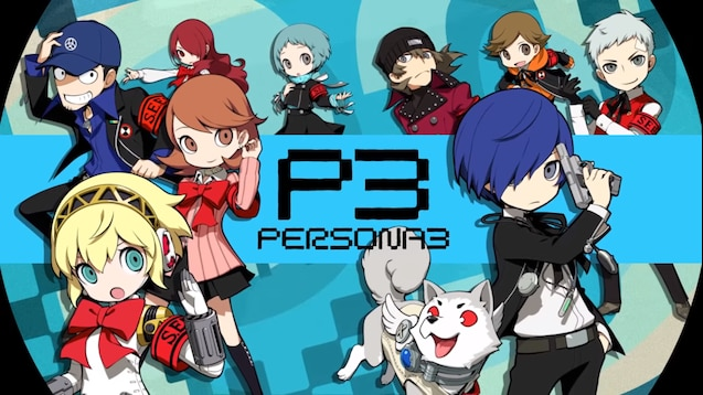 Steam Workshop :: Persona Q2: Wait And See (Persona 3 BGM)