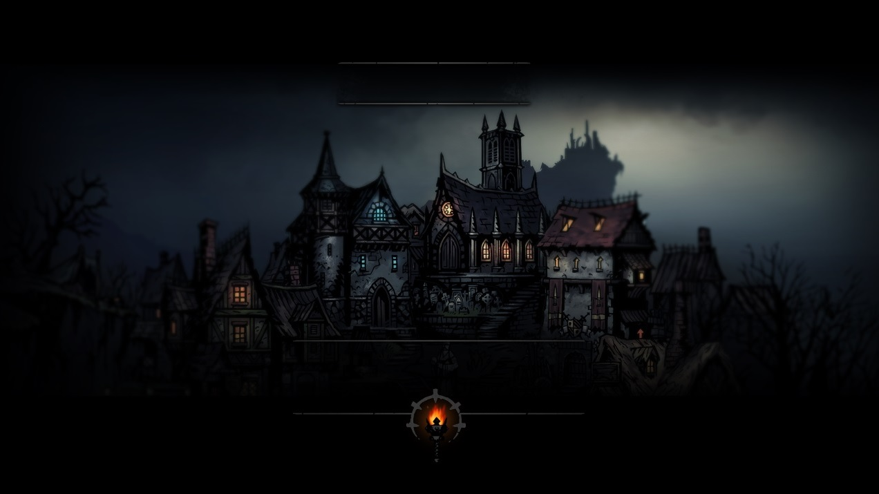 Что делать если пропал игровой текст Darkest Dungeon