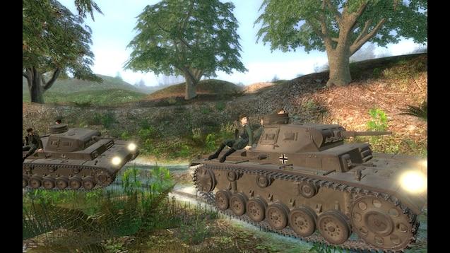 Steam Workshop :: {Simfphys-Armed} PzKpfw III(addon does not