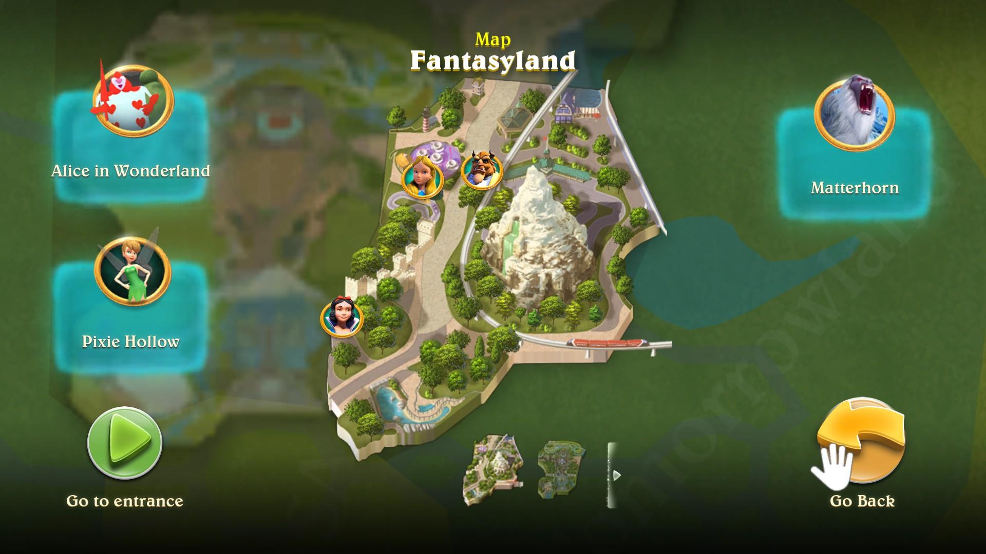 Steam Community Guide Hidden Mickey Sleuth Fantasyland