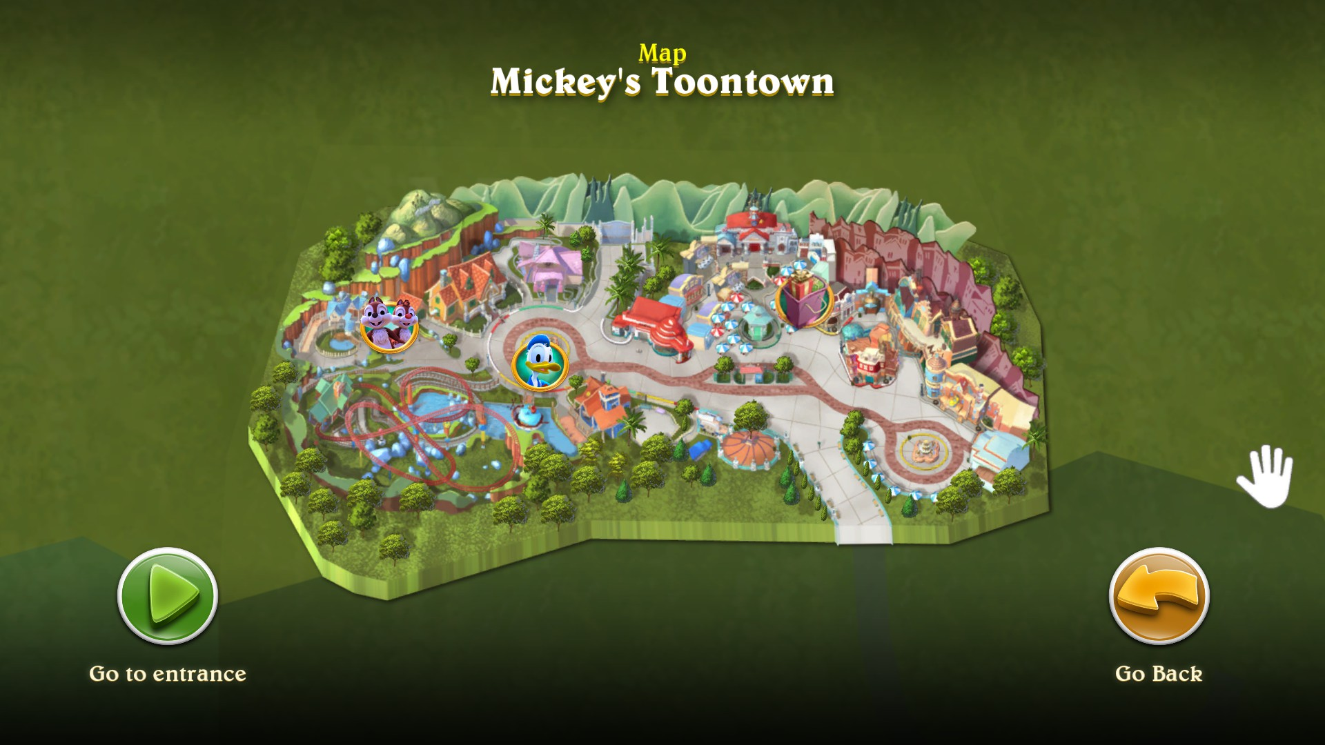 Steam Community Guide Hidden Mickey Sleuth Mickey S Toontown