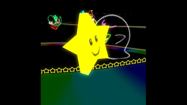 Steam Workshop Rainbow Road Mario Kart 64