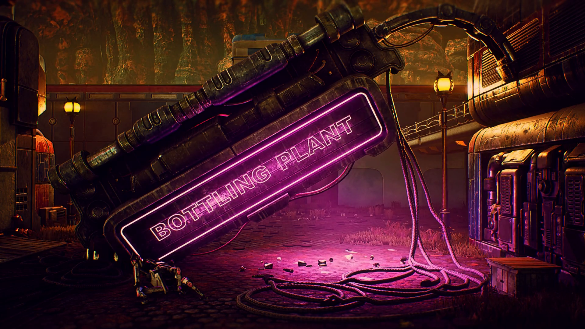 Steam Workshop The Outer Worlds Live Wallpaper