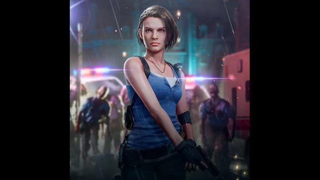 Steam Workshop Jill Valentine Resident Evil 3