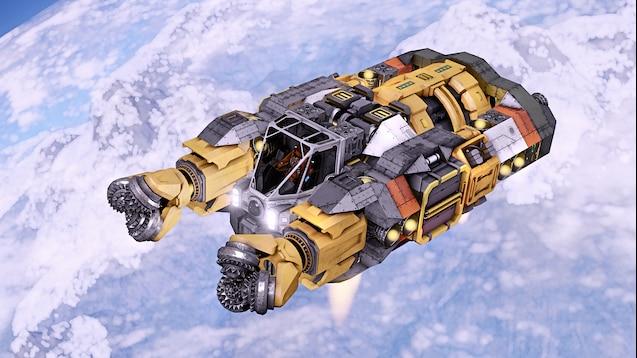 Steam Workshop Sveinn Orbital Hydrogen Miner