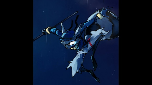 Steam Workshop Sly Cooper Fan Art