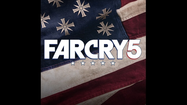 Steam Workshop Far Cry 5 Waving Flag