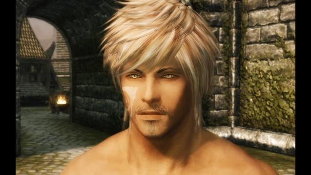 Skyrim Hair Male