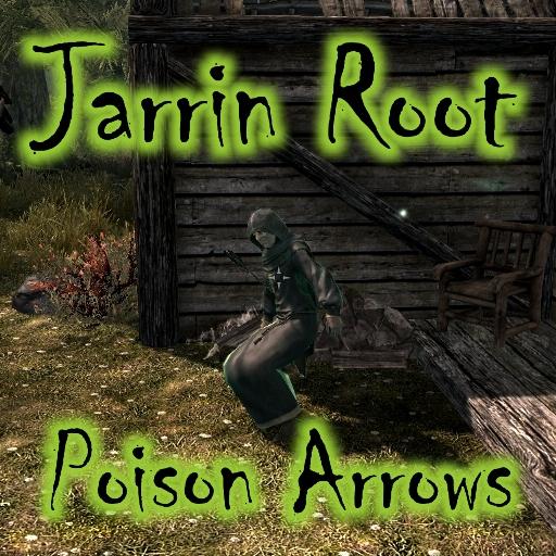 Jarrin Root Poison Arrows画像