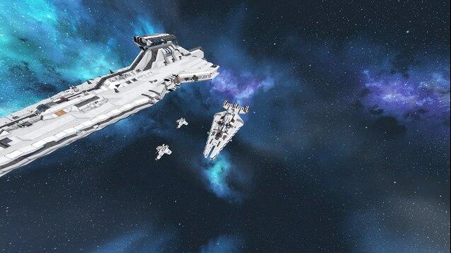 Steam Workshop Republic Arquitens Class Light Cruiser