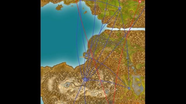 Steam Workshop :: World of Warcraft Classic Eastern Kingdoms Map