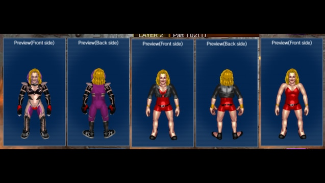Steam Workshop Evil Marian Double Dragon Neon