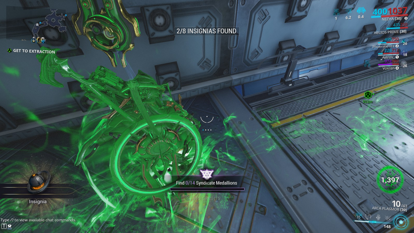 Veiled Riven Mod not counting medallions - PC Bugs - Warframe Forums