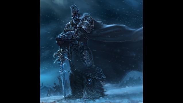 Steam Workshop Warcraft Wow World Of Warcraft Lich King
