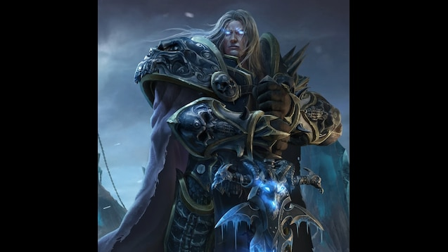 Steam Workshop Warcraft 3 Reforged Arthas The Lich King