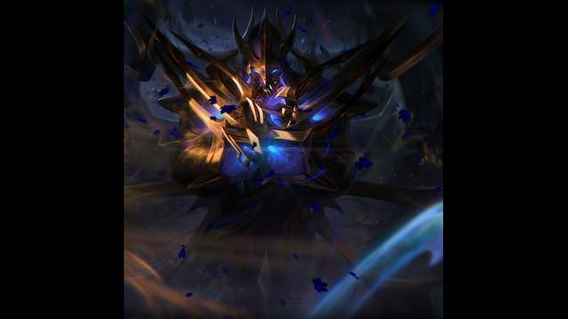 Steam Workshop League Of Legends Zed 4k Galaxy Slayer