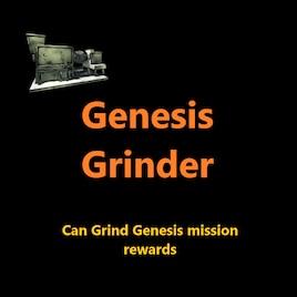 Genesis Grinder