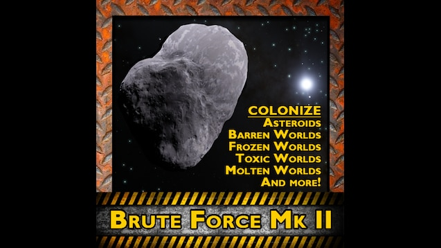 Steam Workshop :: Brute Force Colonization