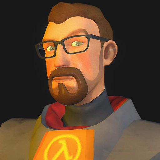 Steam Workshop::TF2 Gordon Freeman [GMOD]