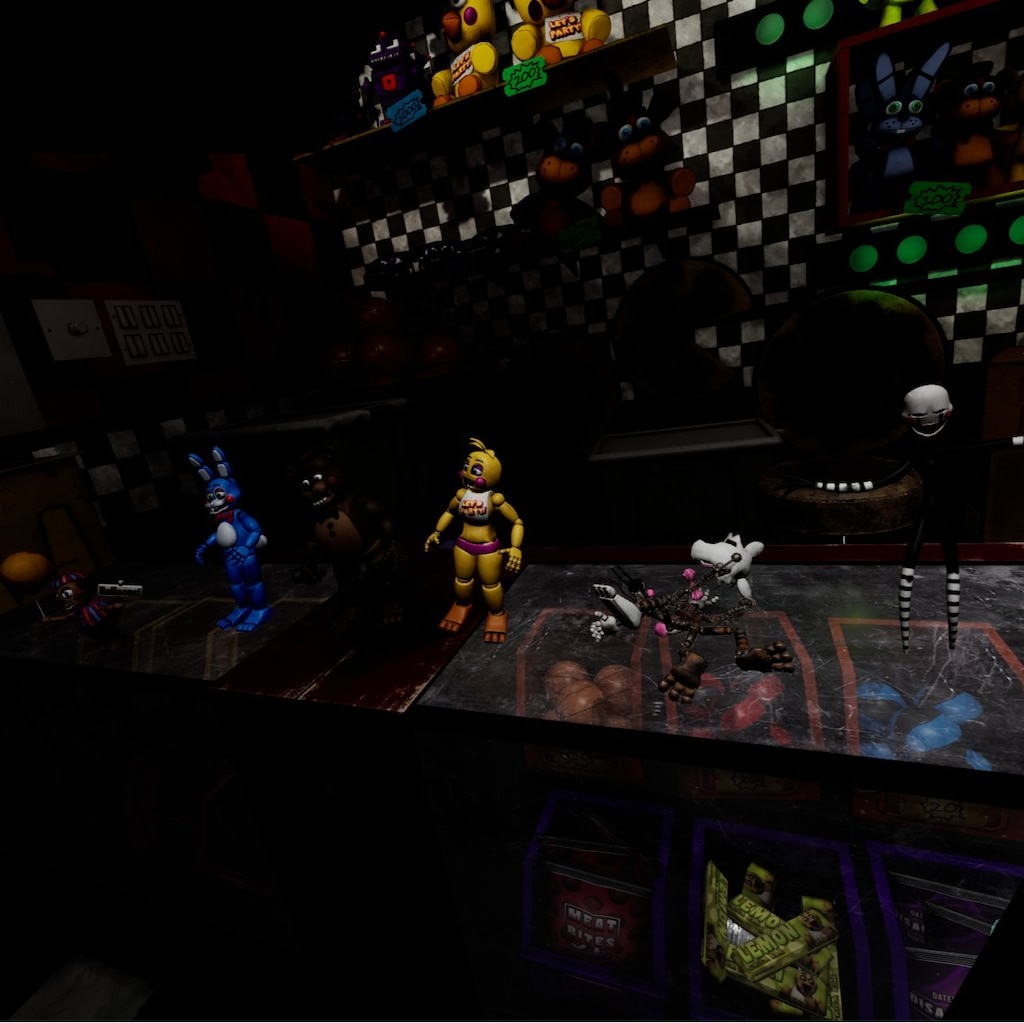 Steam Community :: FIVE NIGHTS AT FREDDY'S VR: HELP WANTED