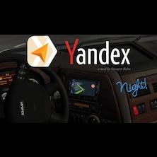 Yandex Navigator Night Version