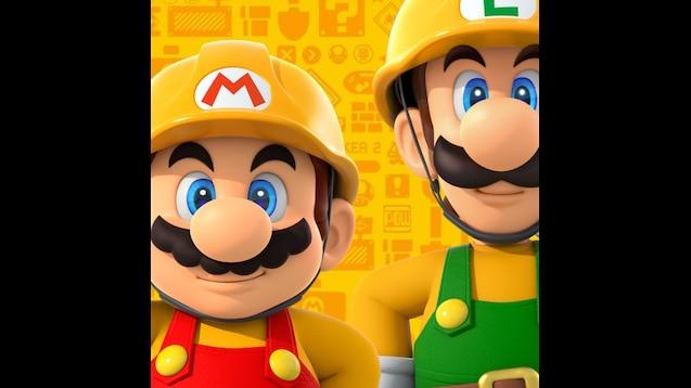 Steam Workshop :: Super Mario Maker 2 Wallpaper