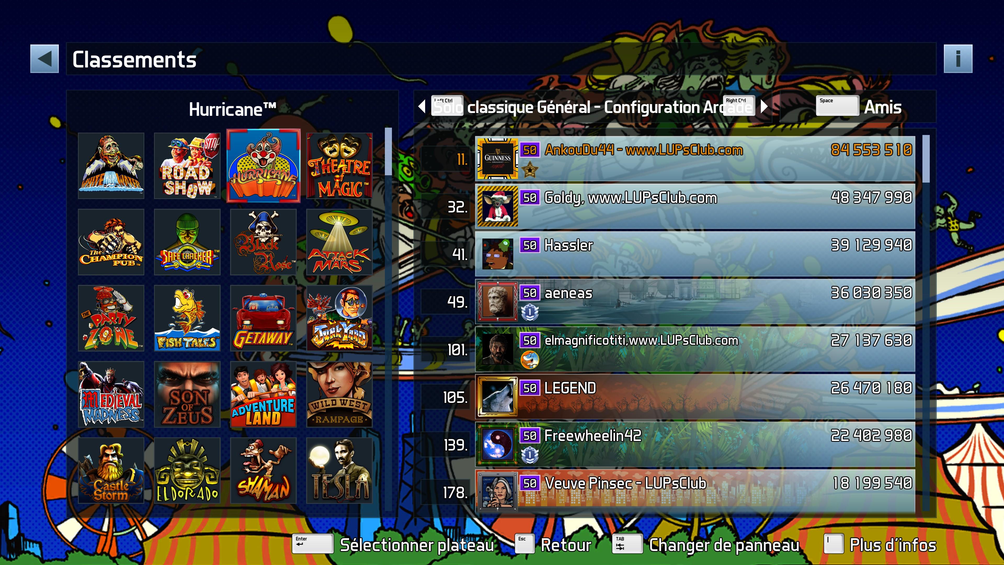 LUP's Club TdM 06.19 : Williams Pinball Vol4 • Hurricane, Road Show, White Water - Page 2 0219E0D636979AAAC4424B63B7B13253625E33B9