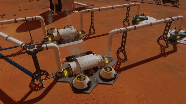 Steam Workshop :: Silva - Geothermal Power Plant