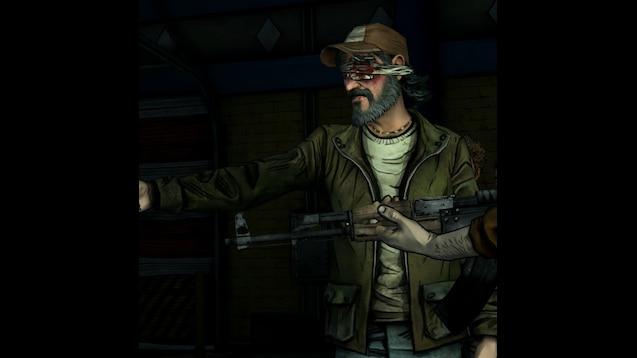 Steam Workshop :: Kenny aiming - The Walking Dead Season 2