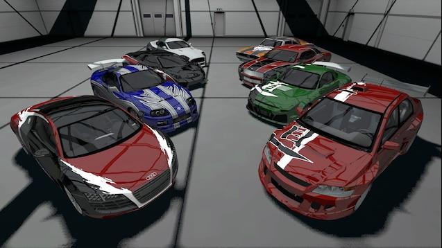Steam Workshop :: NFS Carbon Boss Cars [Source + Simfphys]