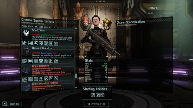 Steam Workshop :: RPG Overhaul: SuperSoldiers Specialization