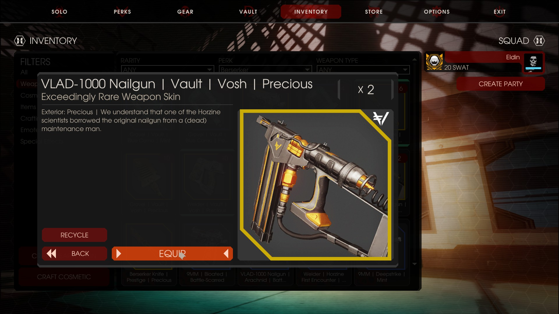 Steam Community Guide Equip Regular Skins To Hrg Weapons