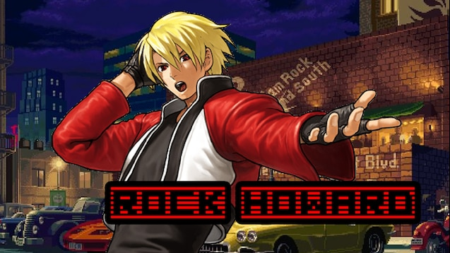 Steam Workshop Rock Howard Full Release Rock howard (ロック・ハワード) is the biological son of geese howard but raised and taught how to fight by terry bogard. steam workshop rock howard full release