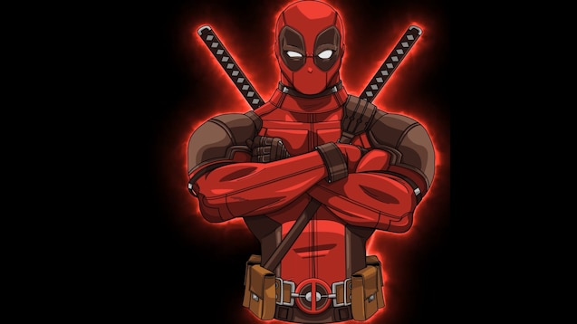 Steam Workshop :: Deadpool Wallpaper HD