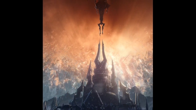WoW Shadowlands animated wallpaper