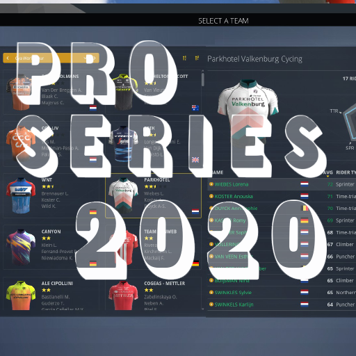 2020 Women's ProSeries (Last Iteration)