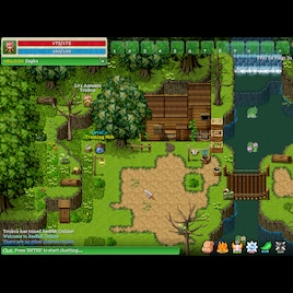 Steam Greenlight :: Youko 2D MMORPG