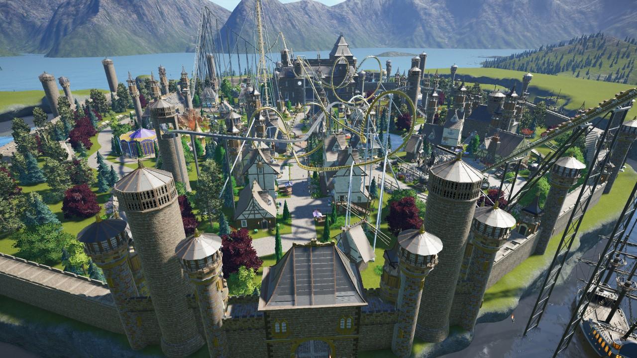 Kingdom of R3dDragon / Medieval Theme Park