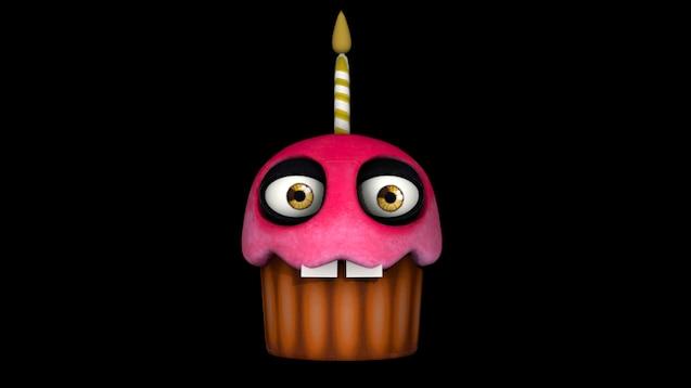 Steam Workshop :: [FNAF HW] Carl the Cupcake