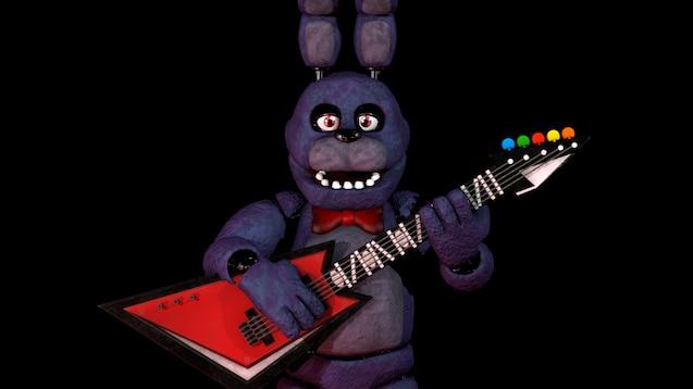 Steam Workshop :: [FNAF HW] Bonnie's Guitar
