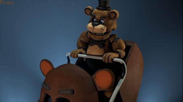 Steam Workshop :: [FNAF HW] Freddy Cart