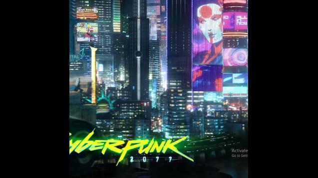 Steam Workshop Cyberpunk 2077 Nightday Dual Monitor