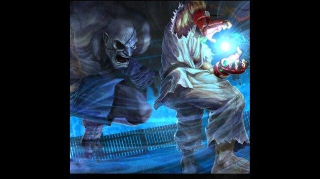 Steam Workshop Street Fighter V Arcade Edition Ryu Vs Sagat