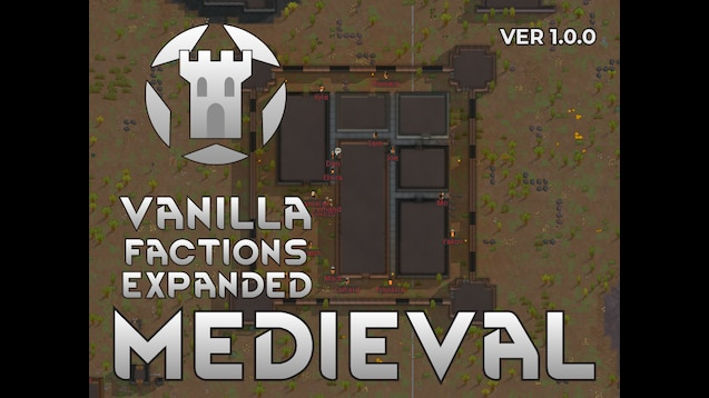 Steam Workshop :: Vanilla Factions Expanded - Medieval