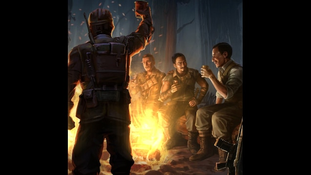 Steam Workshop Call Of Duty Black Ops 4 Zombies Ultimatum The End