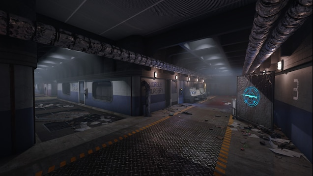 Steam Workshop Five Labs Reimagined