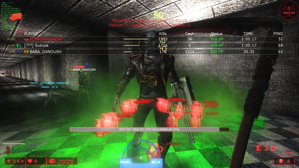 Steam Community :: Screenshot :: NEW HEALTHBAR IN KFWTF