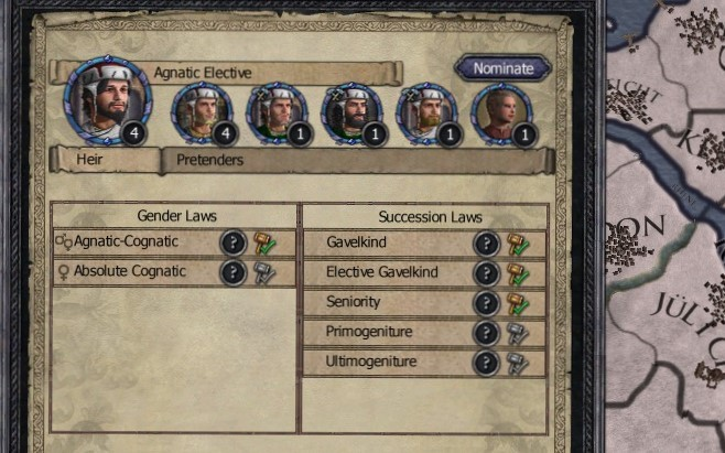 Steam Community :: Guide :: Succession laws