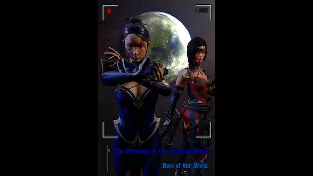 Steam Workshop :: (MK 11) MORTAL KOMBAT 11: Kitana's Outfits